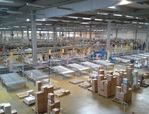 Intralogística, un aspecto decisivo en la logística actual