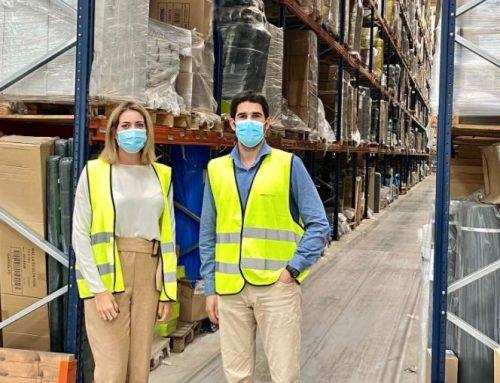 Moldstock inicia su colaboración con feliciCat para aumentar su bienestar organizacional